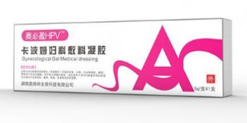 奥必盈HPV卡波姆妇科敷料凝胶