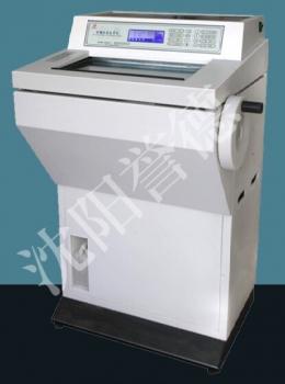半自動生物組織冷凍切片機