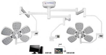 手術無影燈外置攝像進口方臂