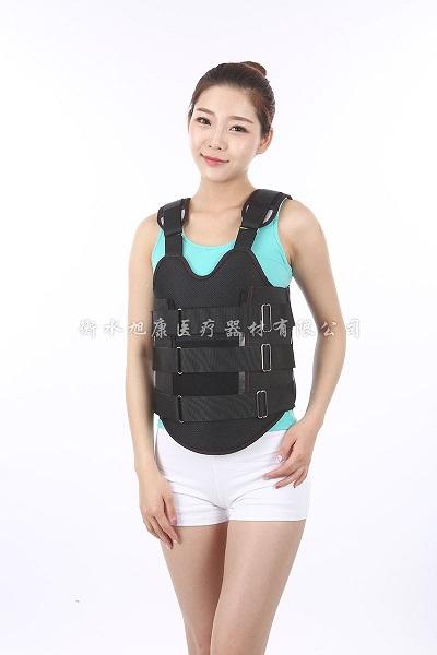 可調式胸腰椎固定支具/加熱塑型款胸腰椎固定支具